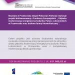 plakat-promocja termomodernizacja pałacu